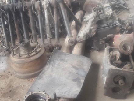 Двигатель мерседес Отего на грузовых с Европы в Нур-Султан (Астана) – фото 80