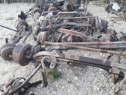 Двигатель мерседес Отего на грузовых с Европы в Нур-Султан (Астана) – фото 81