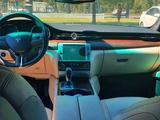 Maserati Quattroporte 2014 года за 25 000 000 тг. в Алматы – фото 4