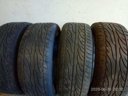 Диски литые 7jj 17 ЦО 66, 1 ЕТ45 5*114, 3 с резиной Dunlop SP Sport 215/50 за 160 000 тг. в Рудный – фото 10