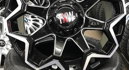 Эксклюзивные диски Toyota Prado 4Runer за 450 000 тг. в Нур-Султан (Астана) – фото 5