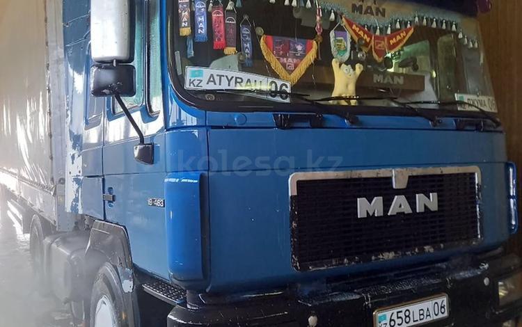 MAN  463 1996 года за 6 500 000 тг. в Атырау