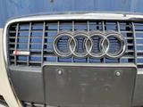 Бапмер передний Audi A6 C6 S Line за 180 000 тг. в Алматы – фото 5