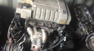 Двигатель и акпп митсубиси 2.4 GDI 4G64 за 10 000 тг. в Караганда