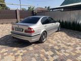BMW 330 2001 года за 3 400 000 тг. в Алматы – фото 3