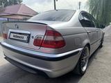 BMW 330 2001 года за 3 400 000 тг. в Алматы – фото 5