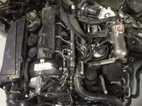 Двигатель дизель Мерседес W204 за 1 250 000 тг. в Алматы