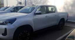 Toyota Hilux 2021 года за 25 500 000 тг. в Алматы – фото 3