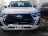 Toyota Hilux 2021 года за 25 500 000 тг. в Алматы