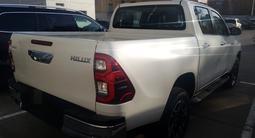 Toyota Hilux 2021 года за 25 500 000 тг. в Алматы – фото 4