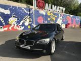 BMW 750 2009 года за 9 000 000 тг. в Алматы – фото 2