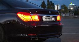 BMW 750 2009 года за 9 000 000 тг. в Алматы – фото 4