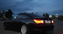 BMW 750 2009 года за 9 000 000 тг. в Алматы – фото 5