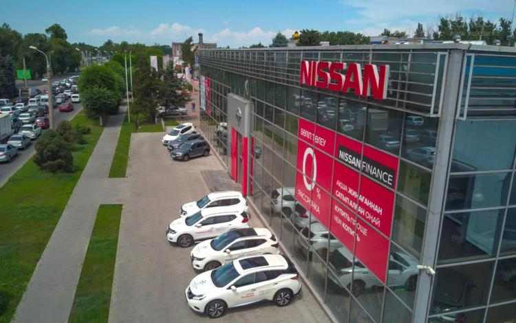 Nissan на Суюнбая (Eurasia Motor Almaty) в Алматы