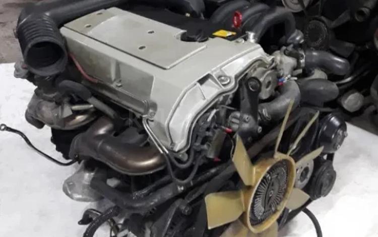Двигатель на Mercedes S 400 за 101 010 тг. в Алматы