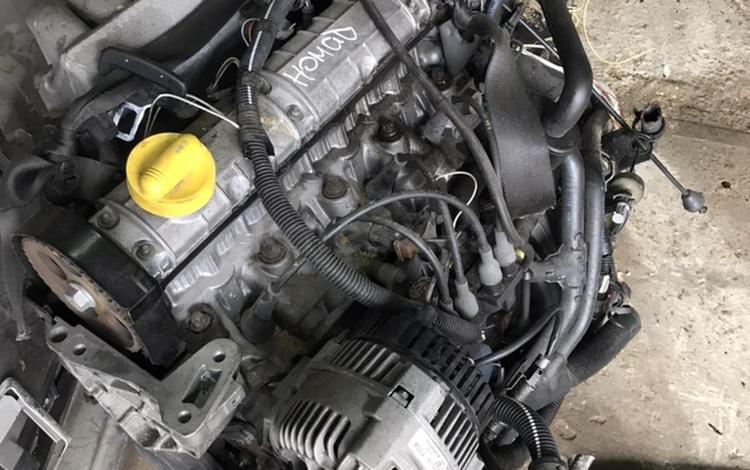 Контрактный двигатель F3R на Renaul Laguna 2.0 литра за 320 000 тг. в Нур-Султан (Астана)