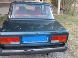 ВАЗ (Lada) 2107 2011 года за 1 600 000 тг. в Шымкент – фото 4