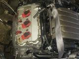Контрактный двигатель из Японии на Audi a6, 3.2 объем fsi… за 640 000 тг. в Алматы – фото 4