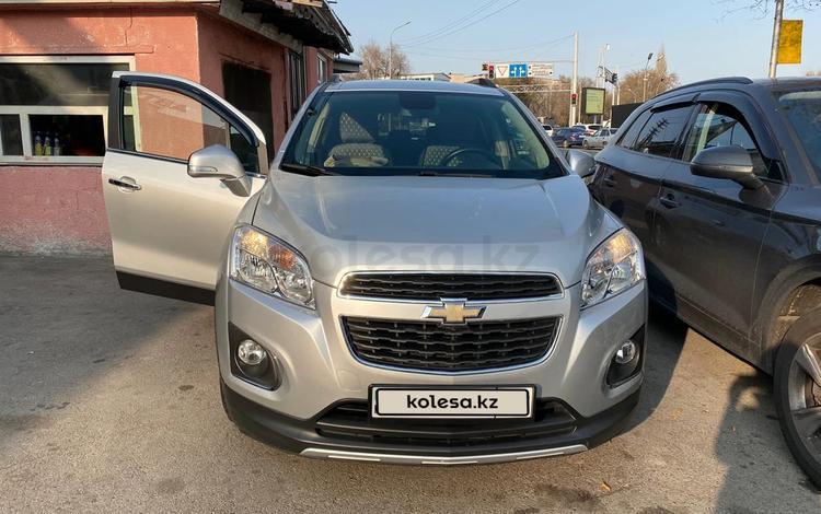 Chevrolet Tracker 2014 года за 4 800 000 тг. в Алматы