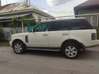 Land Rover Range Rover 2004 года за 3 100 000 тг. в Алматы