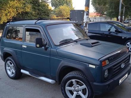 ВАЗ (Lada) 2121 Нива 2000 года за 1 100 000 тг. в Алматы
