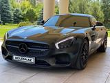Mercedes-Benz AMG GT 2017 года за 40 000 000 тг. в Алматы