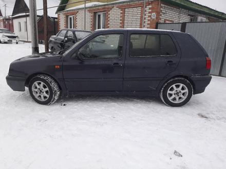 Volkswagen Golf 1995 года за 1 300 000 тг. в Уральск – фото 10