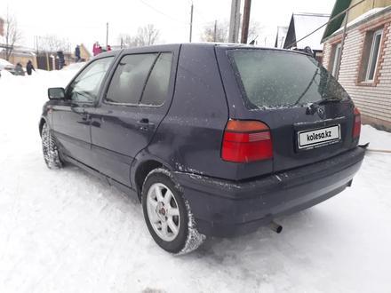 Volkswagen Golf 1995 года за 1 300 000 тг. в Уральск – фото 13