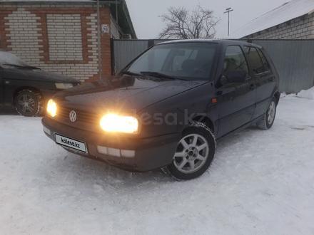 Volkswagen Golf 1995 года за 1 300 000 тг. в Уральск – фото 14