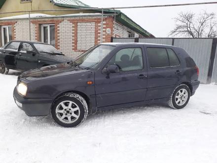 Volkswagen Golf 1995 года за 1 300 000 тг. в Уральск – фото 6