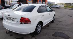 Volkswagen Polo 2012 года за 3 000 000 тг. в Петропавловск – фото 4