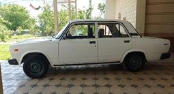 ВАЗ (Lada) 2107 2004 года за 770 000 тг. в Шымкент – фото 2