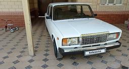 ВАЗ (Lada) 2107 2004 года за 770 000 тг. в Шымкент – фото 3