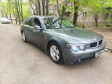 BMW 745 2002 года за 3 000 000 тг. в Алматы – фото 3