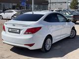 Hyundai Accent 2015 года за 4 350 000 тг. в Нур-Султан (Астана) – фото 2