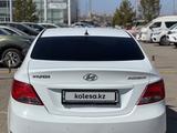 Hyundai Accent 2015 года за 4 350 000 тг. в Нур-Султан (Астана) – фото 4
