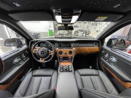Rolls-Royce Cullinan 2020 года за 245 000 000 тг. в Алматы – фото 16