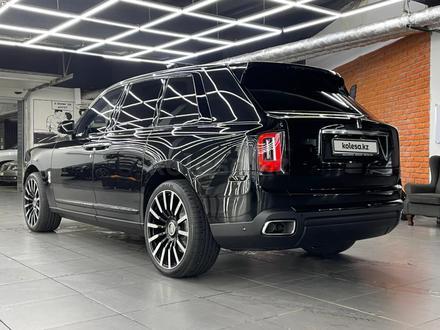 Rolls-Royce Cullinan 2020 года за 245 000 000 тг. в Алматы – фото 3
