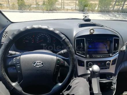 Hyundai H-1 2016 года за 9 900 000 тг. в Актау – фото 5