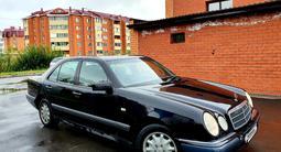 Mercedes-Benz E 200 1998 года за 1 550 000 тг. в Петропавловск – фото 4