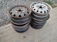 Железные диски за 5 000 тг. в Алматы