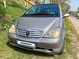 Mercedes-Benz A 160 1999 года за 2 700 000 тг. в Алматы – фото 3