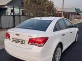 Chevrolet Cruze 2013 года за 3 100 000 тг. в Талдыкорган – фото 2