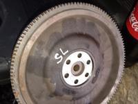 Маховик сцепления двухмассовый с фередо ниссан за 150 000 тг. в Нур-Султан (Астана)