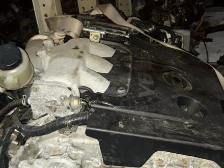 Двигатель на nissan murano за 141 тг. в Шымкент