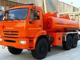 КамАЗ  Автотопливозаправщик на шасси 43118, 6Х6 2019 года за 29 068 000 тг. в Алматы
