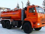 КамАЗ  Автотопливозаправщик на шасси 43118, 6Х6 2019 года за 29 068 000 тг. в Алматы – фото 2