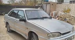 ВАЗ (Lada) 2115 (седан) 2004 года за 850 000 тг. в Жанаозен – фото 2