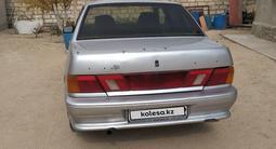 ВАЗ (Lada) 2115 (седан) 2004 года за 850 000 тг. в Жанаозен – фото 3