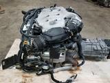 Двигатель Infiniti FX35 VQ35DE за 390 000 тг. в Алматы